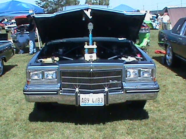 UCCRockford 1983 Cadillac DeVille 7994036