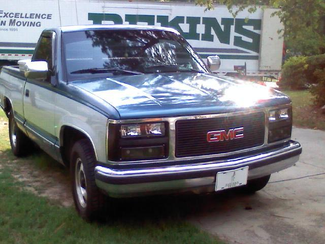 Another rickys810 1991 GMC Sierra (Classic) 1500 Regular Cab post... - 14700950