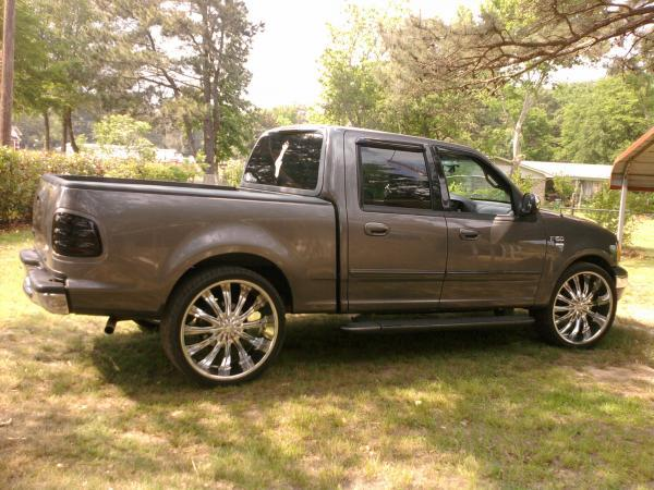octobersown 39 s 2002 ford f150 supercrew cab in tyler tx. Black Bedroom Furniture Sets. Home Design Ideas