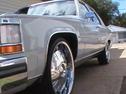 UCCRockfords 1989 Cadillac Fleetwood