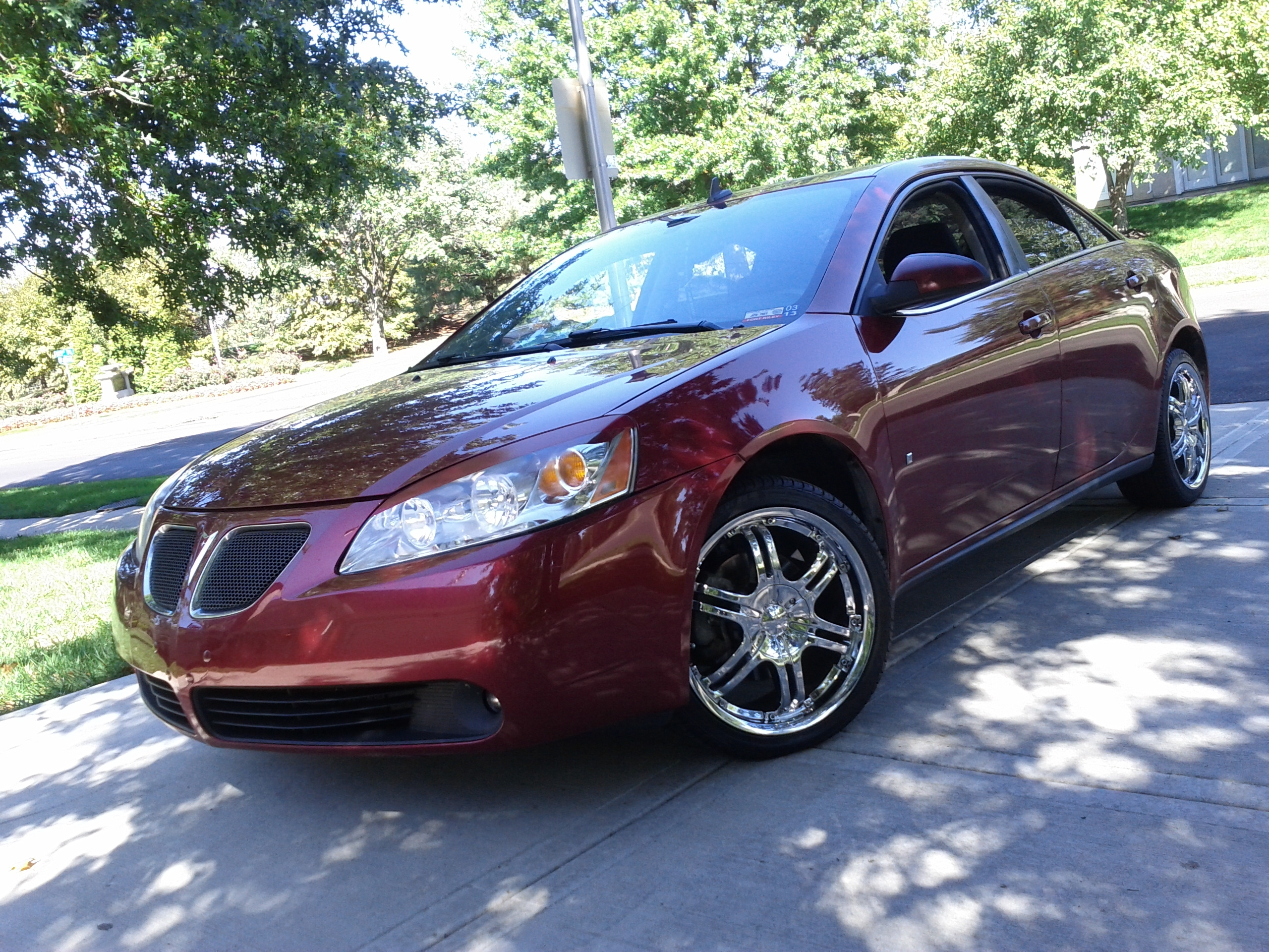 Another CIA 2008 Pontiac G6 post... - 15335335