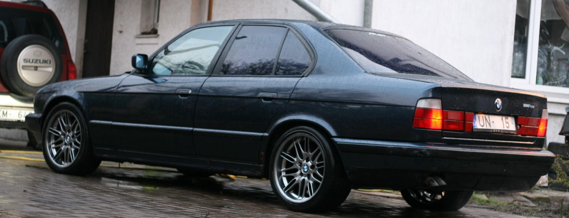 Archins 1989 Bmw 5 Series Specs Photos Modification Info