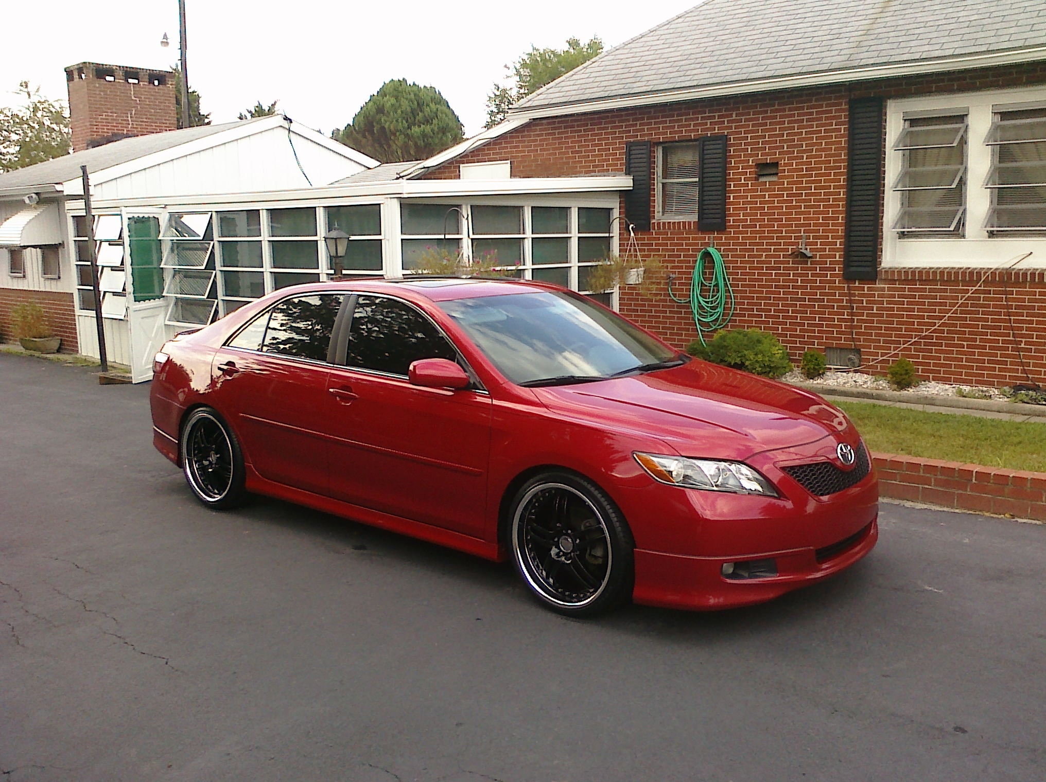 EliteMotors 2007 Toyota CamrySE Sedan 4D Specs, Photos, Modification Info at CarDomain