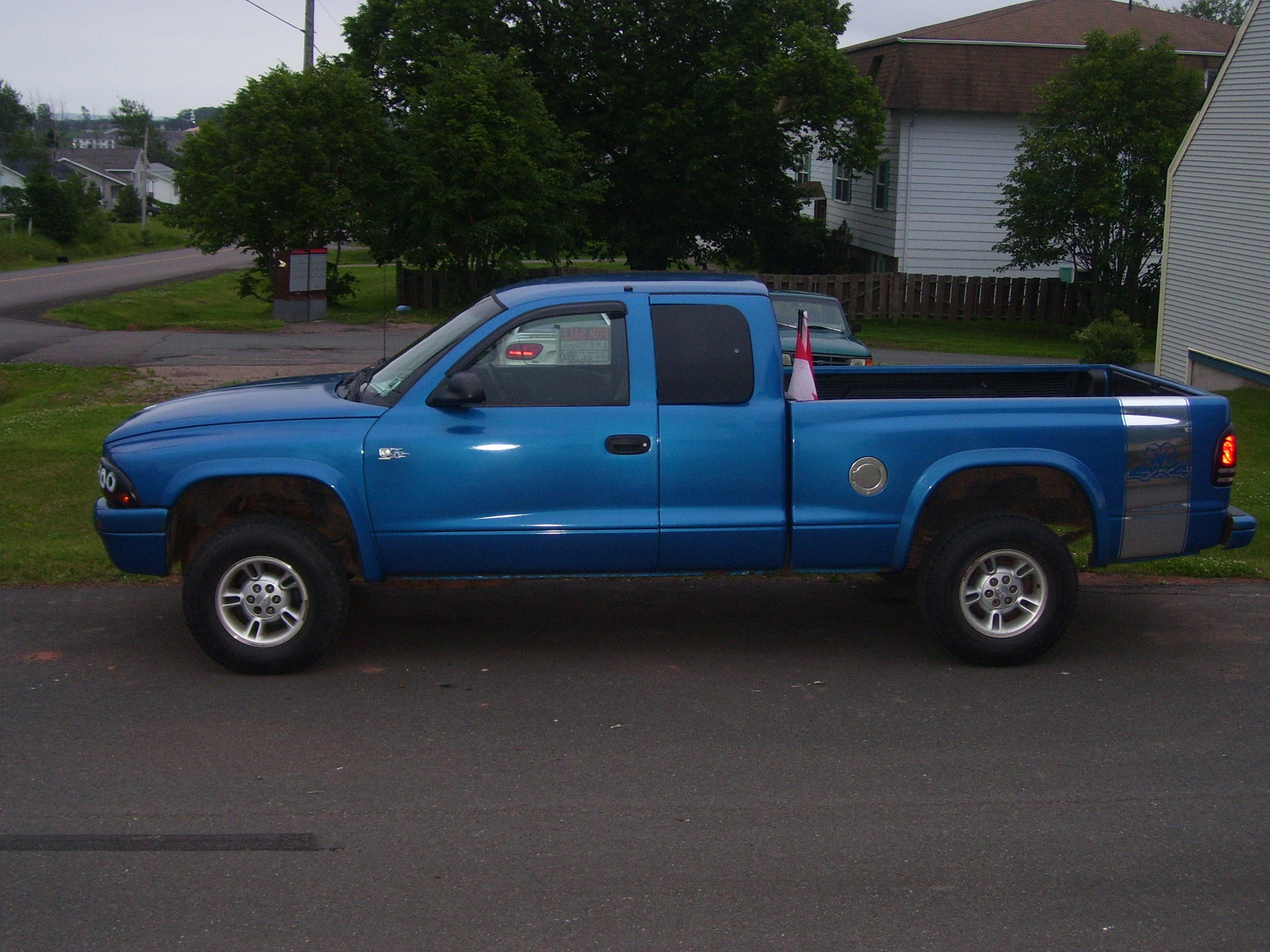 Mattcompton99 1999 Dodge Dakota Extended Cab Specs Photos