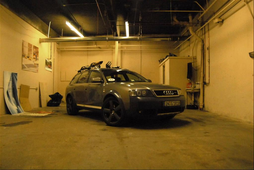 Audi All Road 2002. 2002 Audi allroad S-Line 2.7T