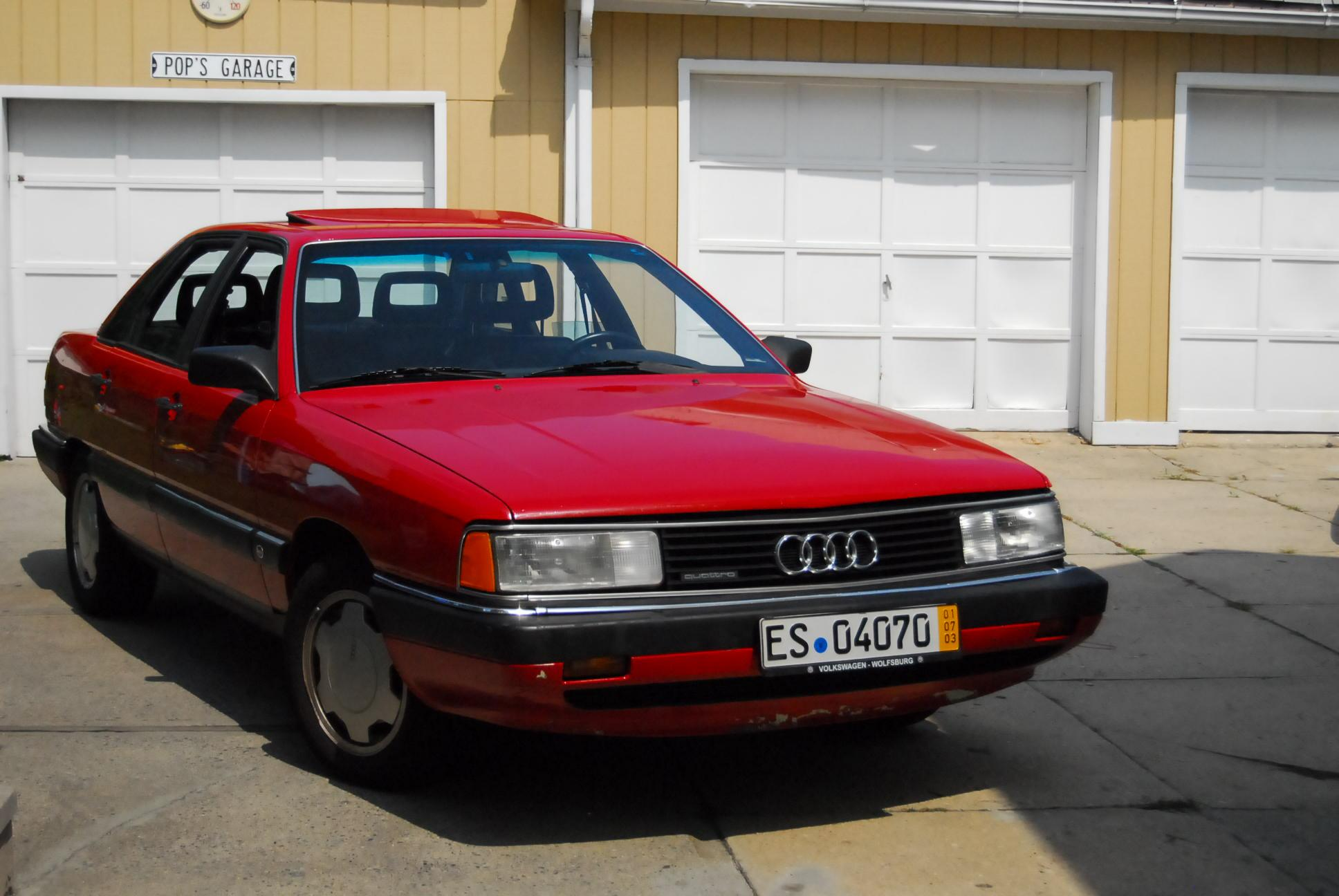 Audi 5000 - View all Audi 5000 at CarDomain