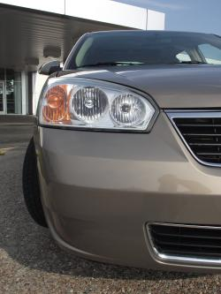 MazdaSpeedSTs 2007 Chevrolet Malibu 