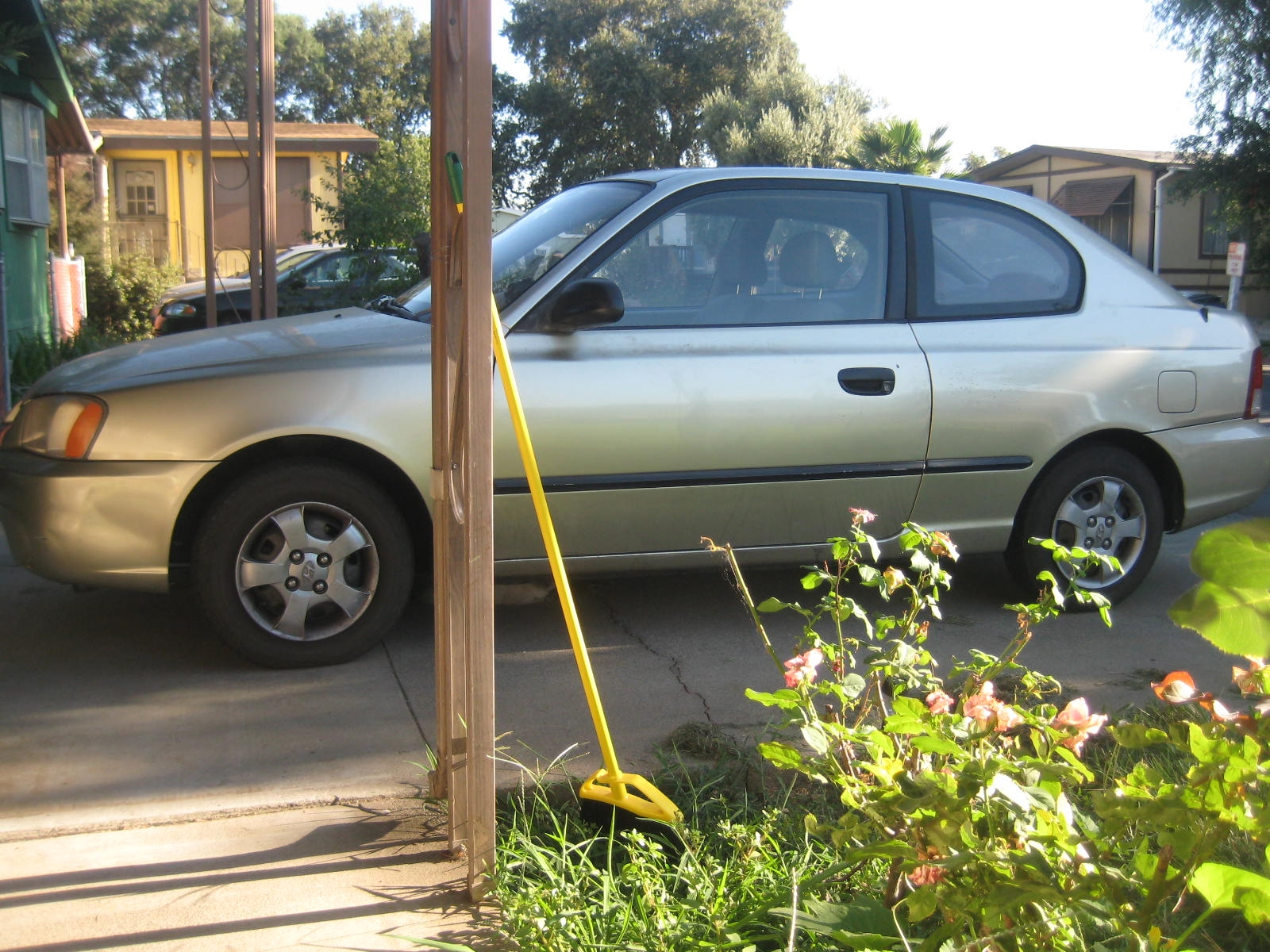 Another Gahlious 2001 Hyundai Accent post... - 14703731