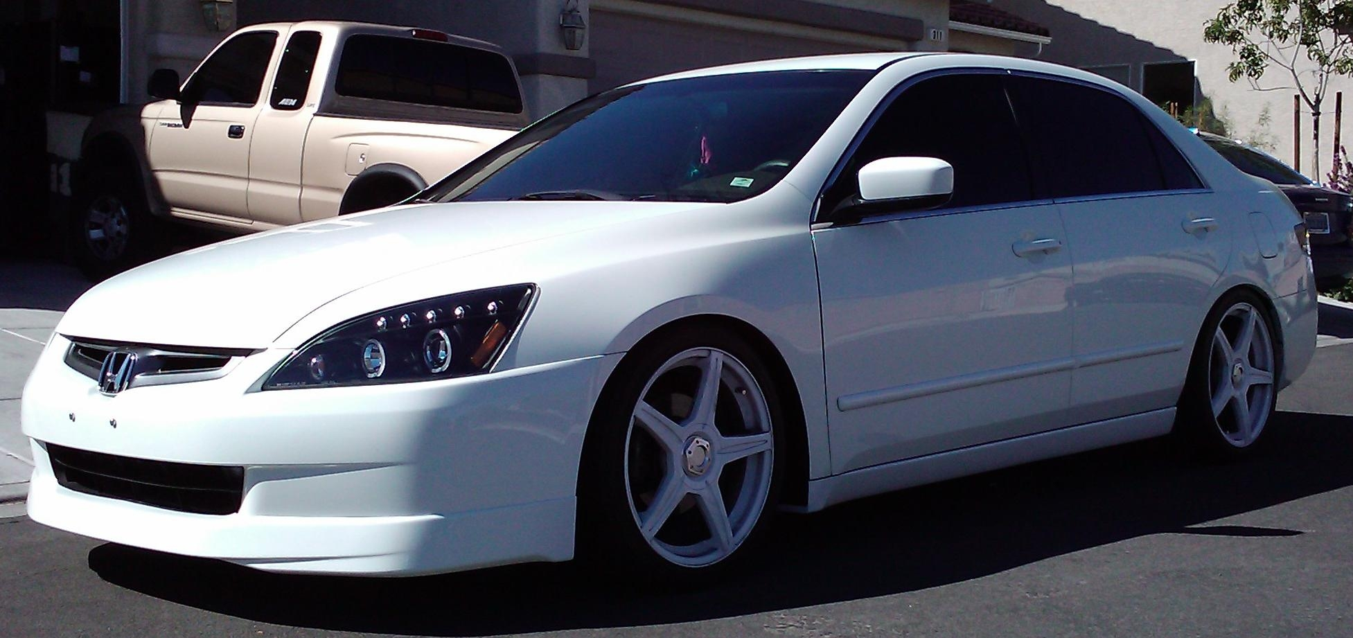 jdmechanic 39 s 2003 honda accord lx sedan 4d in las vegas nv. Black Bedroom Furniture Sets. Home Design Ideas