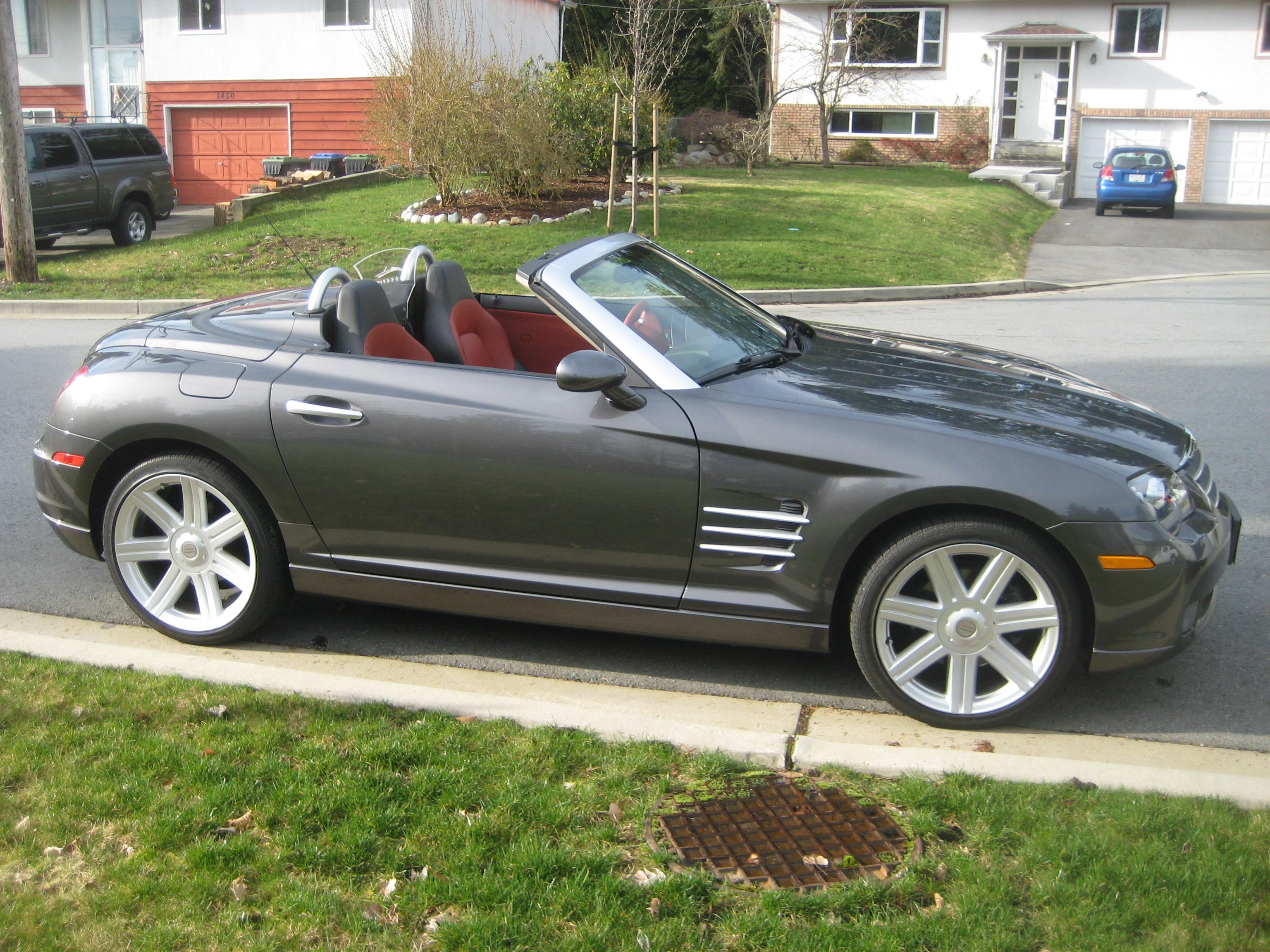 Reliableron's 2005 Chrysler Crossfire
