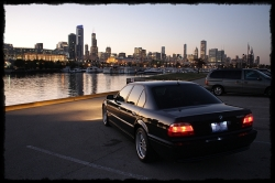 urlachers 2001 BMW 7 Series