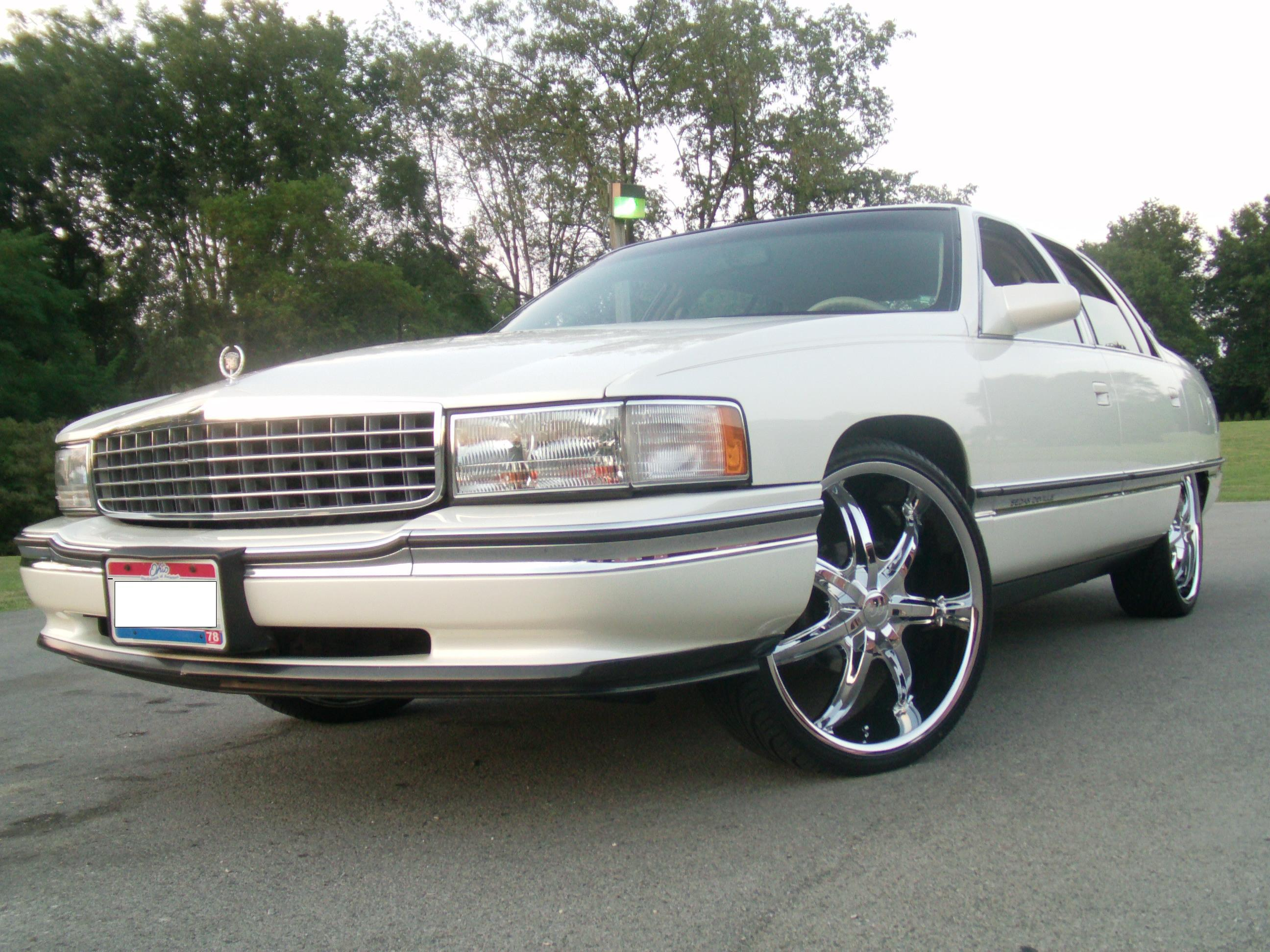 Another 330Boyz 1994 Cadillac DeVille post... - 14705030