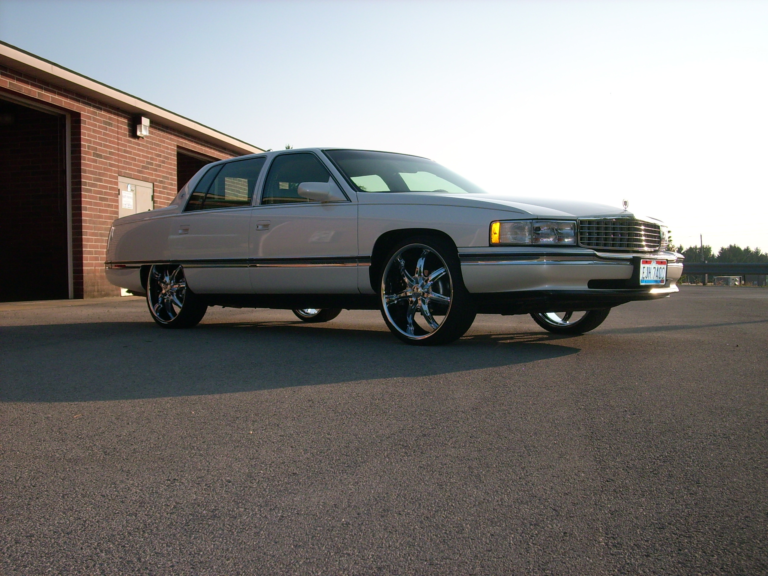 Another 330Boyz 1994 Cadillac DeVille post... - 14705071