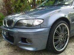 Dillahs 2003 BMW 3 Series