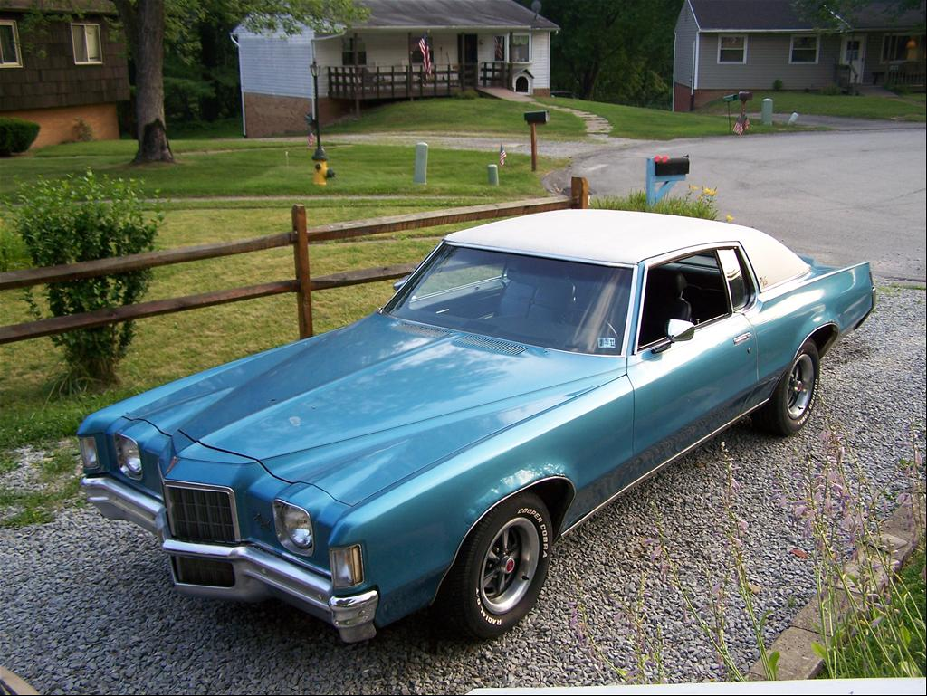 1972 Pontiac Grand Prix Sj Related Infomation