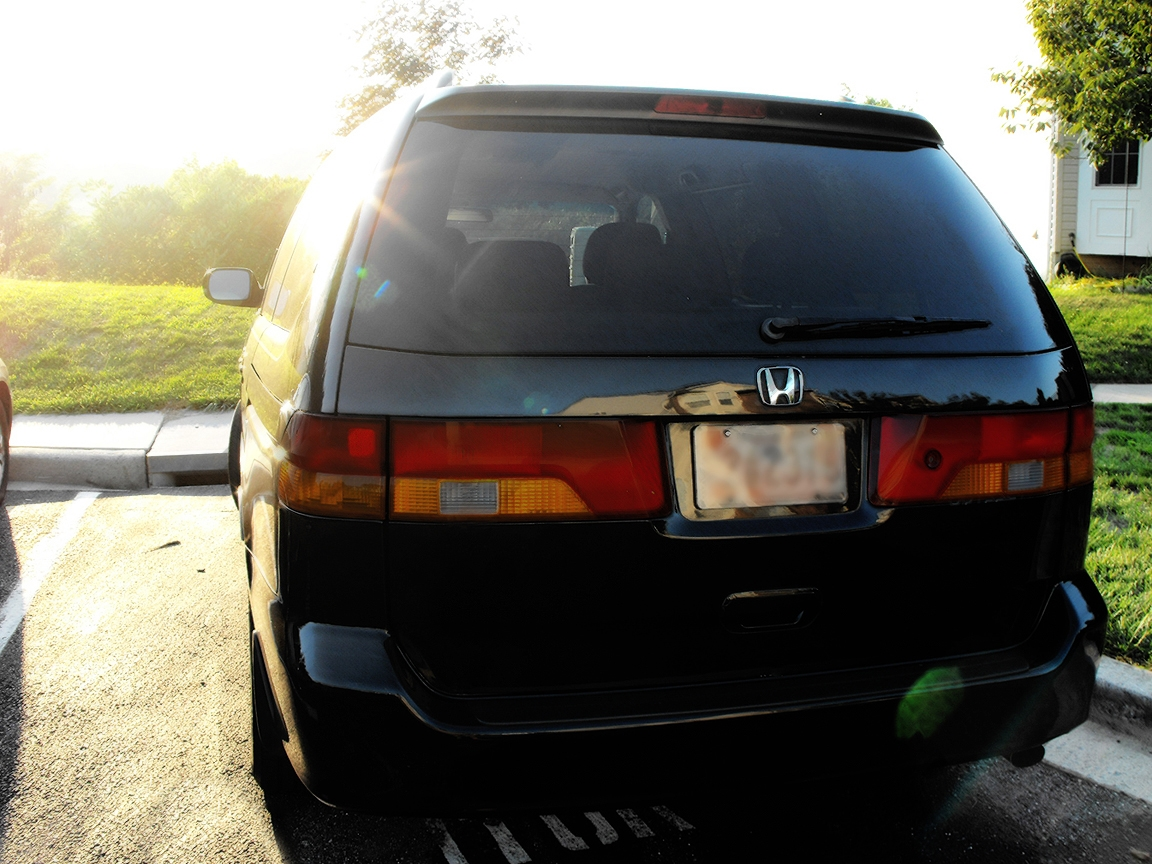 Another wreckedGT 2003 Honda Odyssey post... - 14705716