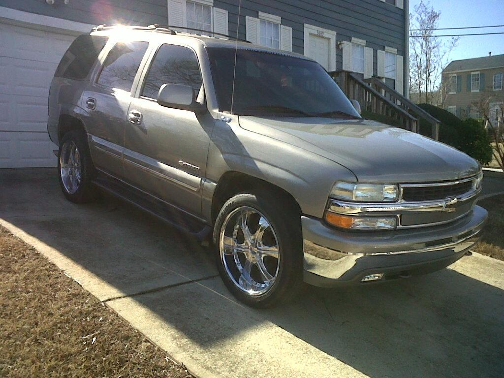 Another gawgakeith 2001 Chevrolet Tahoe post... - 14705890
