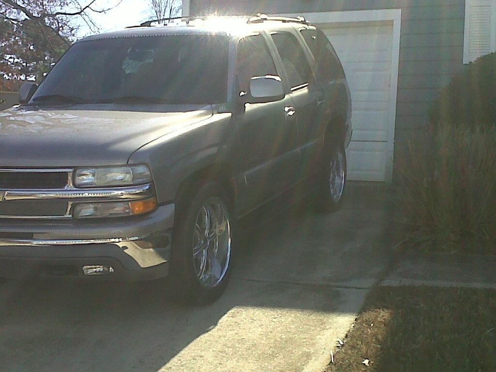 Another gawgakeith 2001 Chevrolet Tahoe post... - 14705891