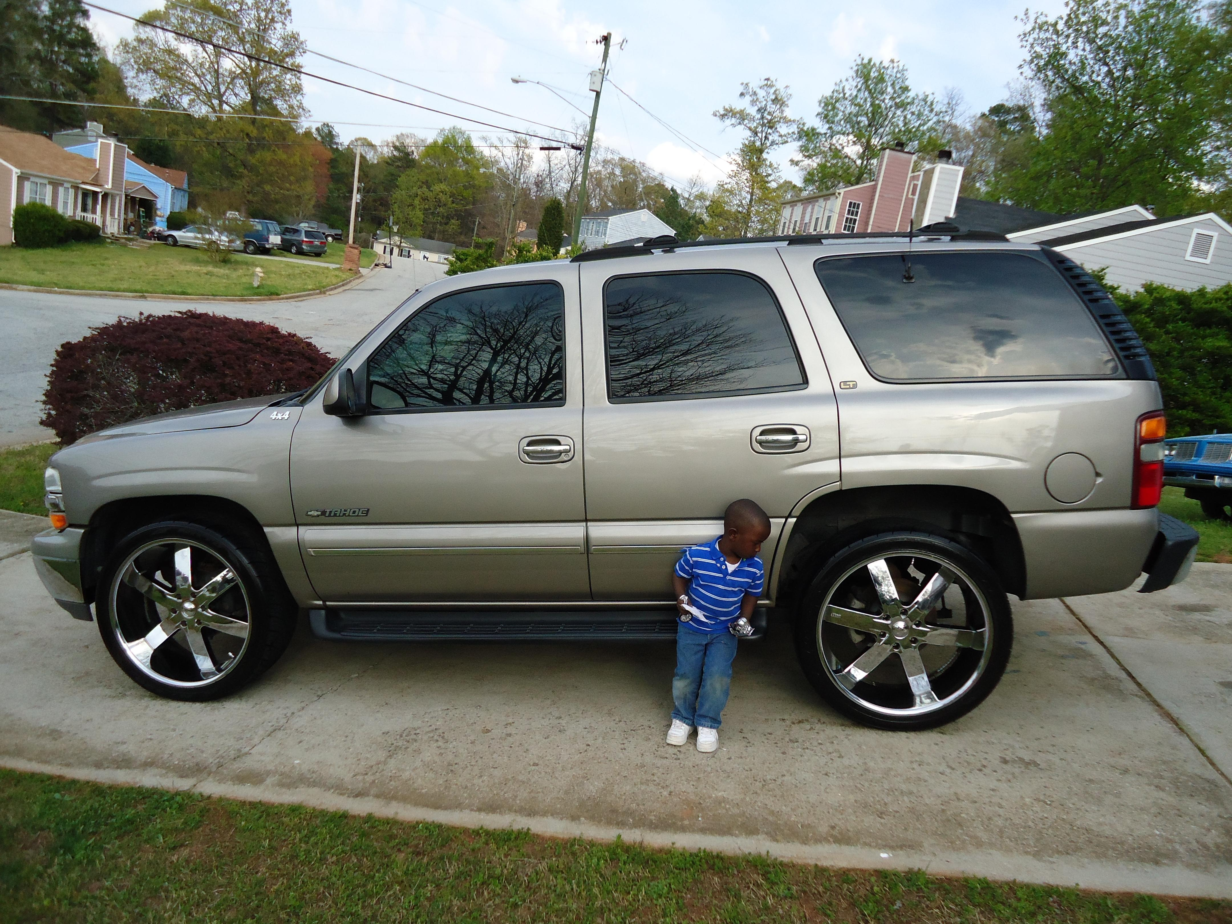 Another gawgakeith 2001 Chevrolet Tahoe post... - 14705892