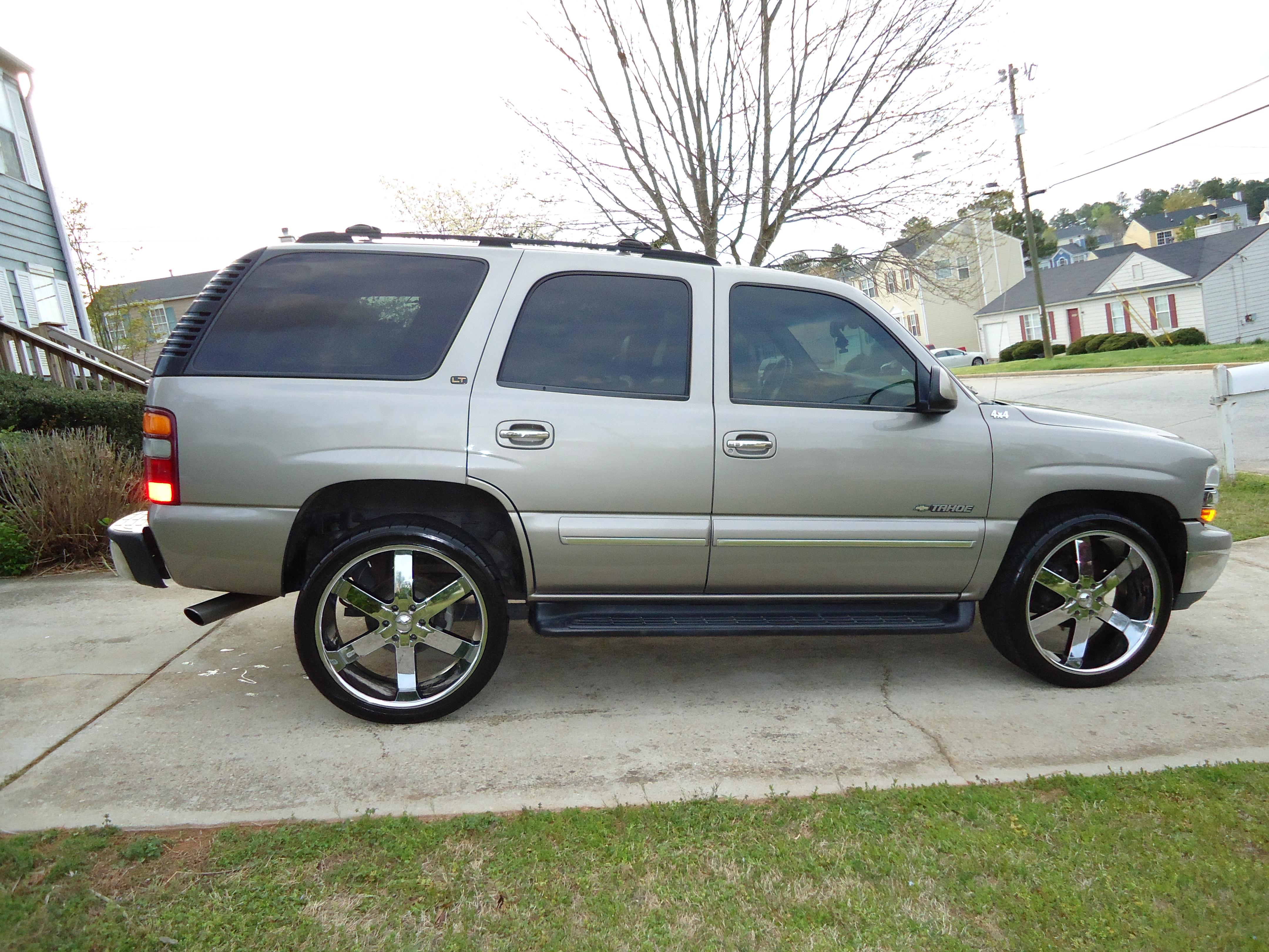 Another gawgakeith 2001 Chevrolet Tahoe post... - 14705894