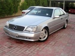 alyehli's 1998 Mercedes-Benz CL-Class