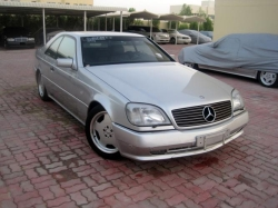 alyehlis 1998 Mercedes-Benz CL-Class 