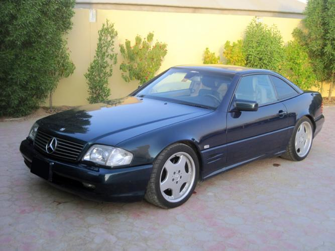Alyehli 1998 mercedes benz sl classsl500 roadster 2d specs for 1998 mercedes benz sl500