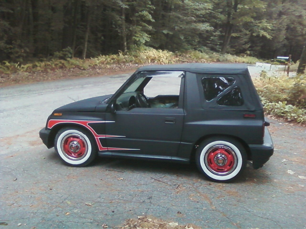 All Types geo tracker specs : rat-tracker 1997 Geo TrackerSport Utility Convertible 2D Specs ...
