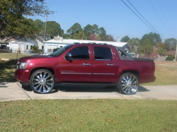 expensivetaste1 2008 Chevrolet Avalanche