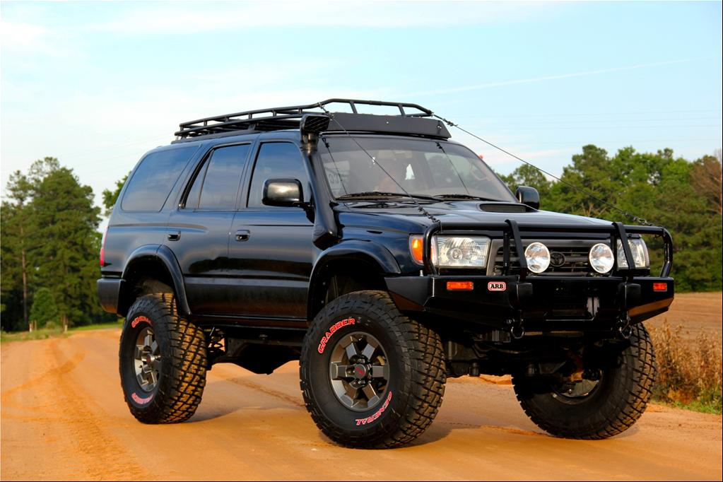 nyar neh toyota 4runner lifted pictures. Black Bedroom Furniture Sets. Home Design Ideas