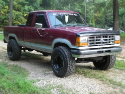 3878090 1990 Ford Ranger Super Cab