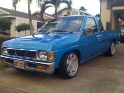 Hilife808s 1996 Nissan D21 Pick-Up