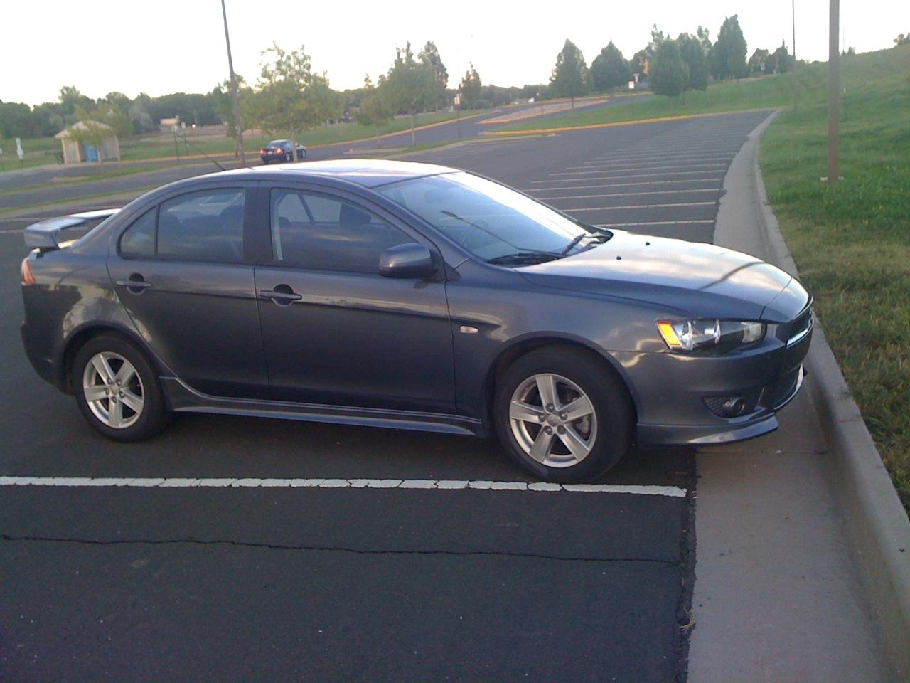 abrarsatar 39 s 2009 mitsubishi lancer es sedan 4d in northglenn co. Black Bedroom Furniture Sets. Home Design Ideas