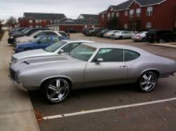 72kutthroats 1972 Oldsmobile Cutlass