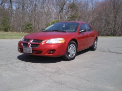 Zwilkins8s 2005 Dodge Stratus