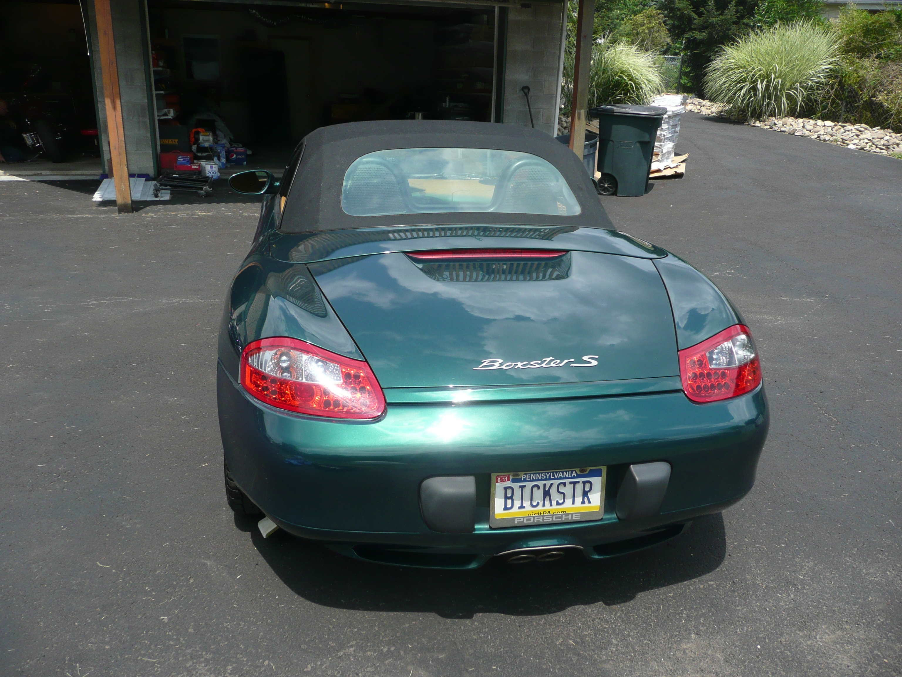 nolimit35 39 s 2001 porsche boxster s cabriolet 2d in hopewell twp pa. Black Bedroom Furniture Sets. Home Design Ideas