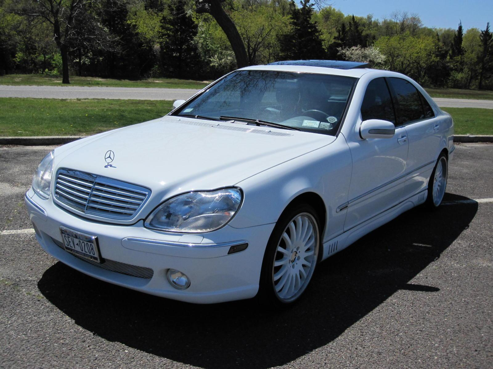 Ideas's 2000 Mercedes-Benz S-Class