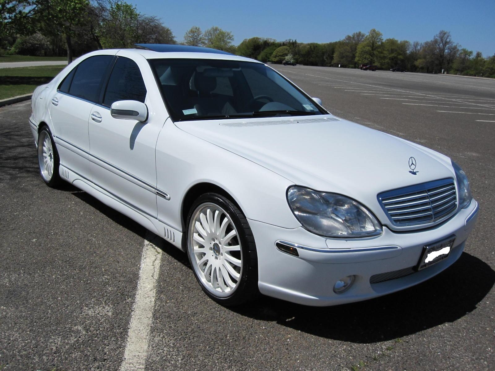 Ideas 2000 Mercedes-Benz S-Class 14706629