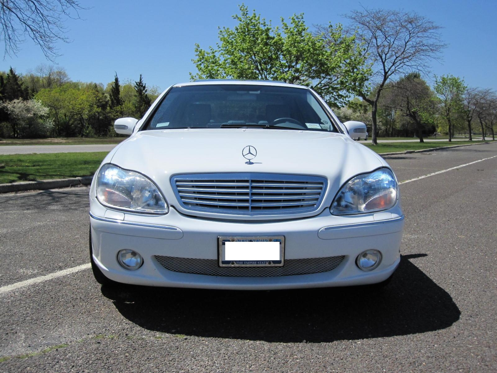 Ideas 2000 Mercedes-Benz S-Class 14706630