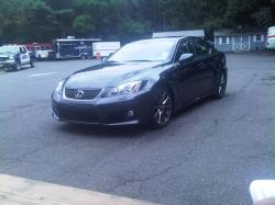 MikeyC414s 2008 Lexus IS F