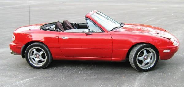 Another 99durangoSLT 1991 Mazda Miata MX-5 post... - 14709637