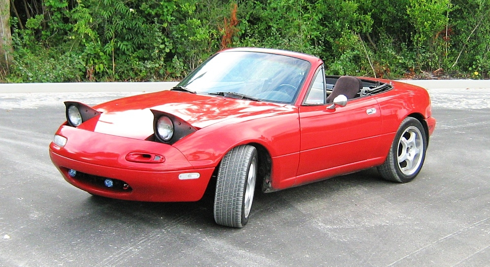 Another 99durangoSLT 1991 Mazda Miata MX-5 post... - 14709666