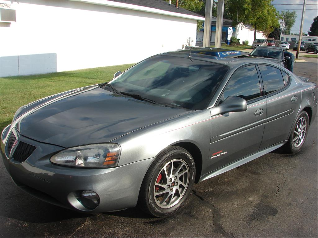 2004 pontiac grand prix gtp competition group related. Black Bedroom Furniture Sets. Home Design Ideas