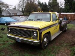 Jeff008 1978 Chevrolet 3500 HD Regular Cab