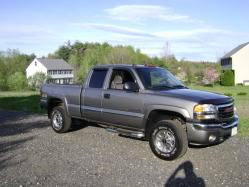 psycoskier 2006 GMC 2500 HD Extended Cab