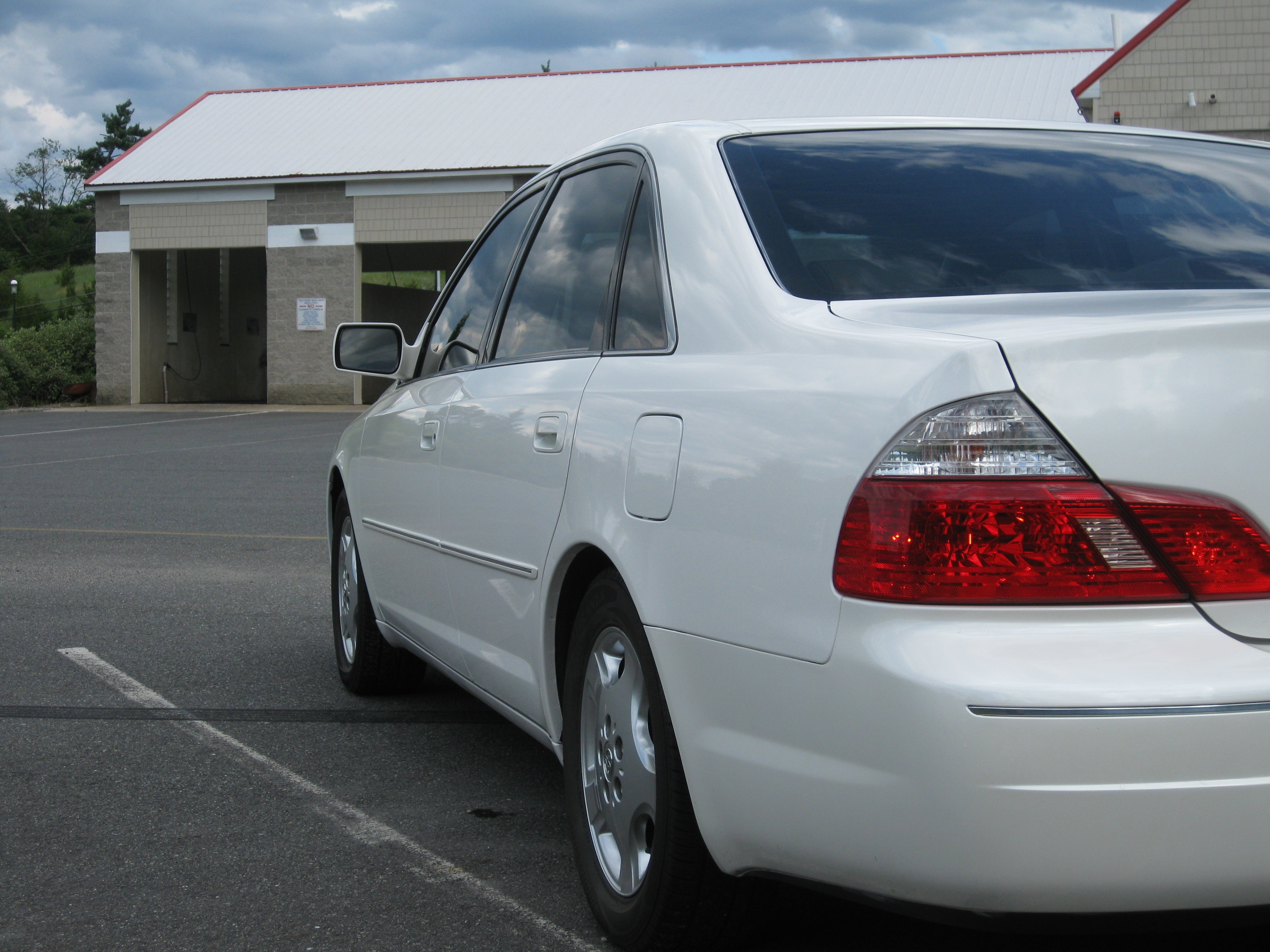 Avalon 2003 Modified