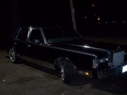 Herzblut 1985 Lincoln Town Car