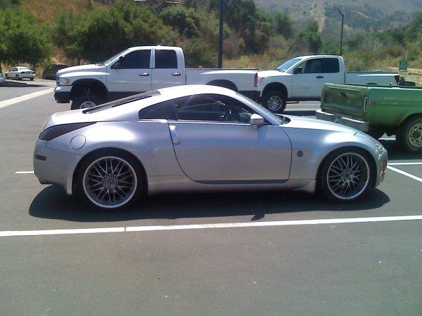Another Steezy350z 2005 Nissan 350Z post... - 14711149