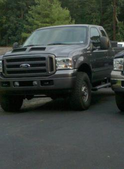 biggrey05 2005 Ford F250 Super Duty Crew Cab