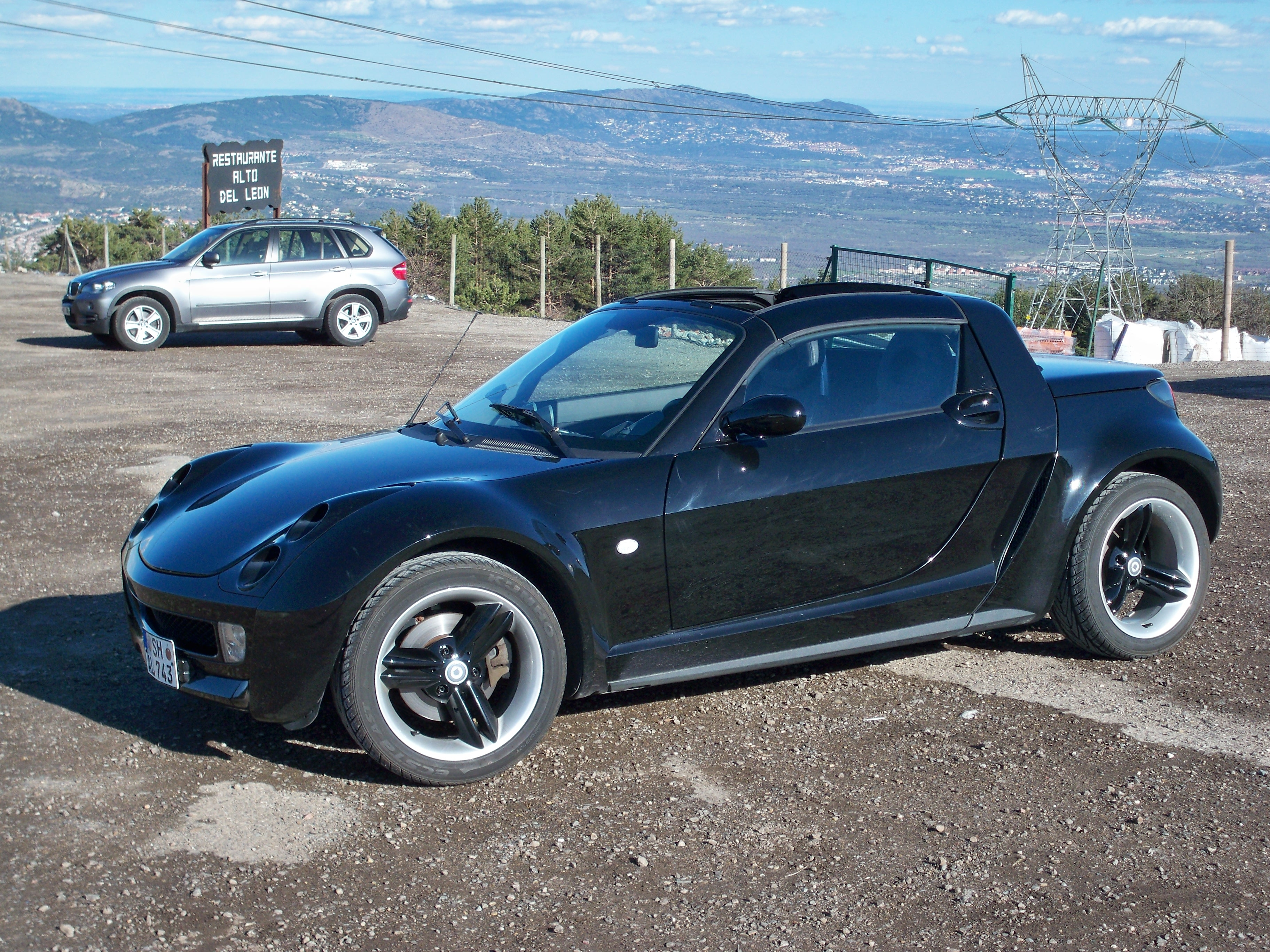fiatspyder550 2003 smart roadster specs photos modification info at cardomain. Black Bedroom Furniture Sets. Home Design Ideas